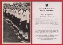 West Germany Team v Ireland A102